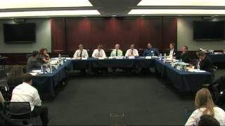 Subcommittee on Energy and Power Clean Air Act Forum - August 2, 2012