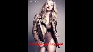 Maxim Hot 100 2013