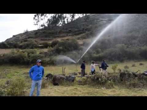 Riego Tecnificado por Aspersión en Hualgo Huasta thumbnail