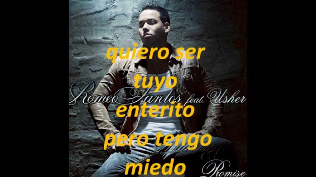 I promise usher and romeo lyrics