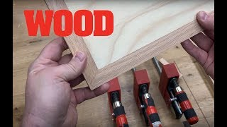 How To Make Perfect Inside Out Mitered Corners - WOOD magazine