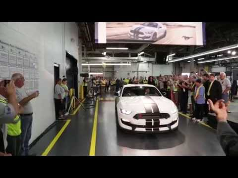 The 2015 Shelby GT350R and GT350 are finally here!