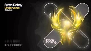 [KSX244] Steve Dekay – Underverse (Original Mix)