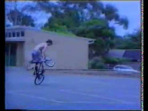"Stumpy Riding - ""Old School"" Beaumaris"