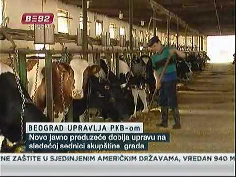 Grad Beograd preuzeo PKB