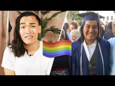 Queer Asian Americans Talk About Coming Out & Dating