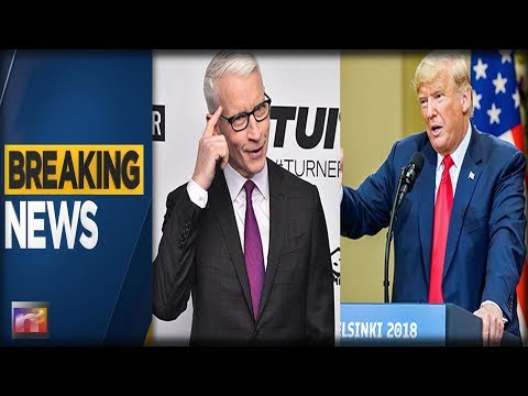 BREAKING: Anderson Cooper DISGRACES America on Live TV With ONE SHAMEFUL Word At Trump-Putin Summit