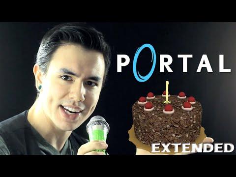 Portal - Still Alive by NateWantsToBattle EXTENDED