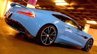 2014 Aston Martin Vanquish: The Curious Case of Flugplatz Blue - Part One