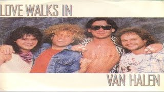 Van Halen - Love Walks In (1986) (Remastered) HQ