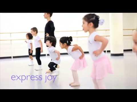 The Children's Dance Program At The Rock School