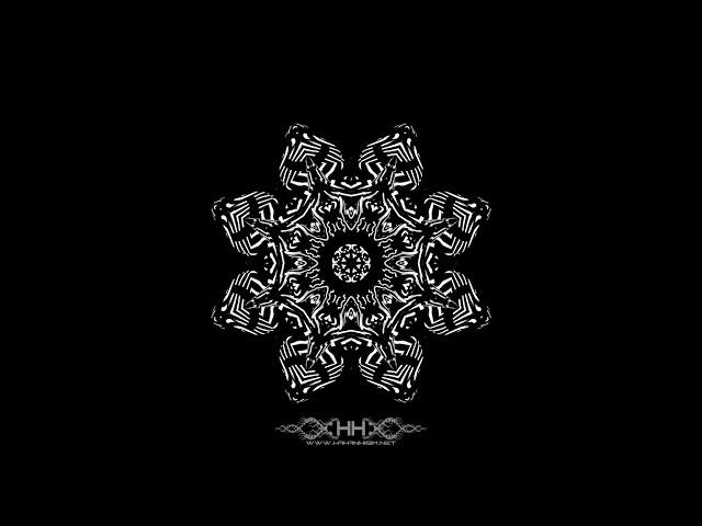 Tribal Black & White Mandala Pack