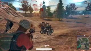 Battlegrounds Clip
