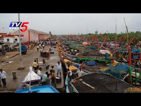 Nizampatnam Port Development Plans | Special Report on Nizampatnam Port | TV5 News