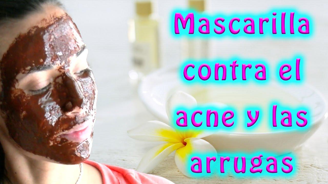 El masaje correcto para la persona contra las arrugas