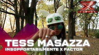 Tess Masazza: vita da rapper