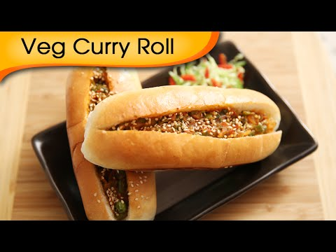 Veg curry roll easy to make breakfast kids lunch box picnic veg curry roll easy to make breakfast kids lunch box picnic food recipe by ruchi bharani youtube forumfinder Choice Image