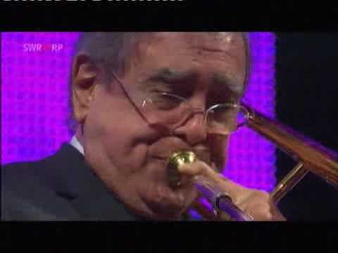 SWR Big Band  - Just a Moment   mit Joe Gallardo - JazzOpen Stuttgart 2009