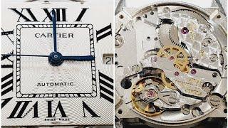 [명품시계수리 워치닥터] 까르띠에 산토스 시계수리 오버…
