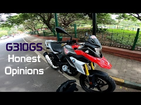 BMW G310GS Road Review INDIA  ||  Honest Opinions