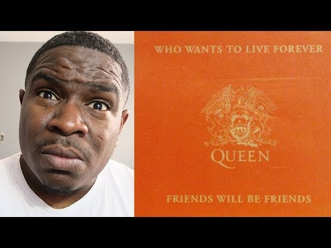 FIRST TIME HEARING - Queen - Who Wants To Live Forever - REACTION