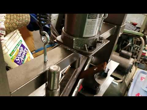 DIY press brake.(1)