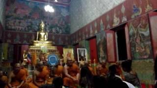 วันอาสาฬหบูชาและเข้าพรรษา 2560 ณ วัดพยูน (Asalha Puja in Banchang, Rayong, Thailand) thumbnail