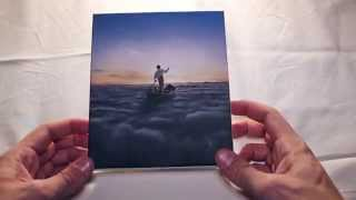 The Endless River - Pink Floyd | 2 Disk Spezial Edition Bluray Unboxing+Test