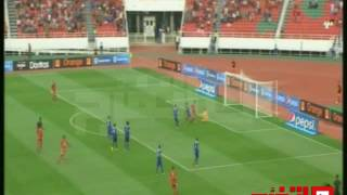 بالفيديو..أحمد عادل يمنع الهدف الأول للوداد المغربي ببراعة شديدة