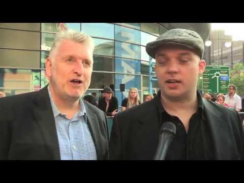 Download Youtube: Laurie Borg and Colm McCarthy - Peaky Blinders Season 2 - World Premiere Interviews
