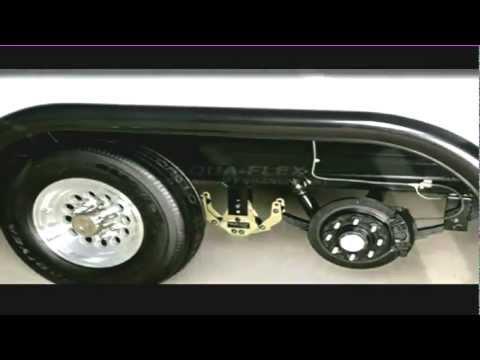 Dexter E-Z Flex Triple Suspension System Kit Installation ...