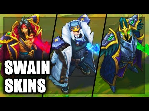 New Swain Rework Game Videos
