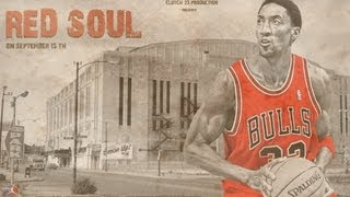 SCOTTIE PIPPEN RED SOUL