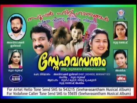 Kochu sundari-Snehavasantam-new malayalam album