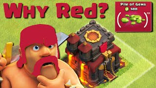 Play Clash Of Clans, Save Lives | Clash Of Clans Gems Have Gone RED