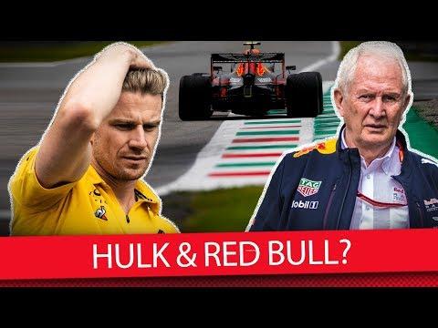Hat Nico Hülkenberg Chancen bei Red Bull? - Formel 1 2019 (VLOG)