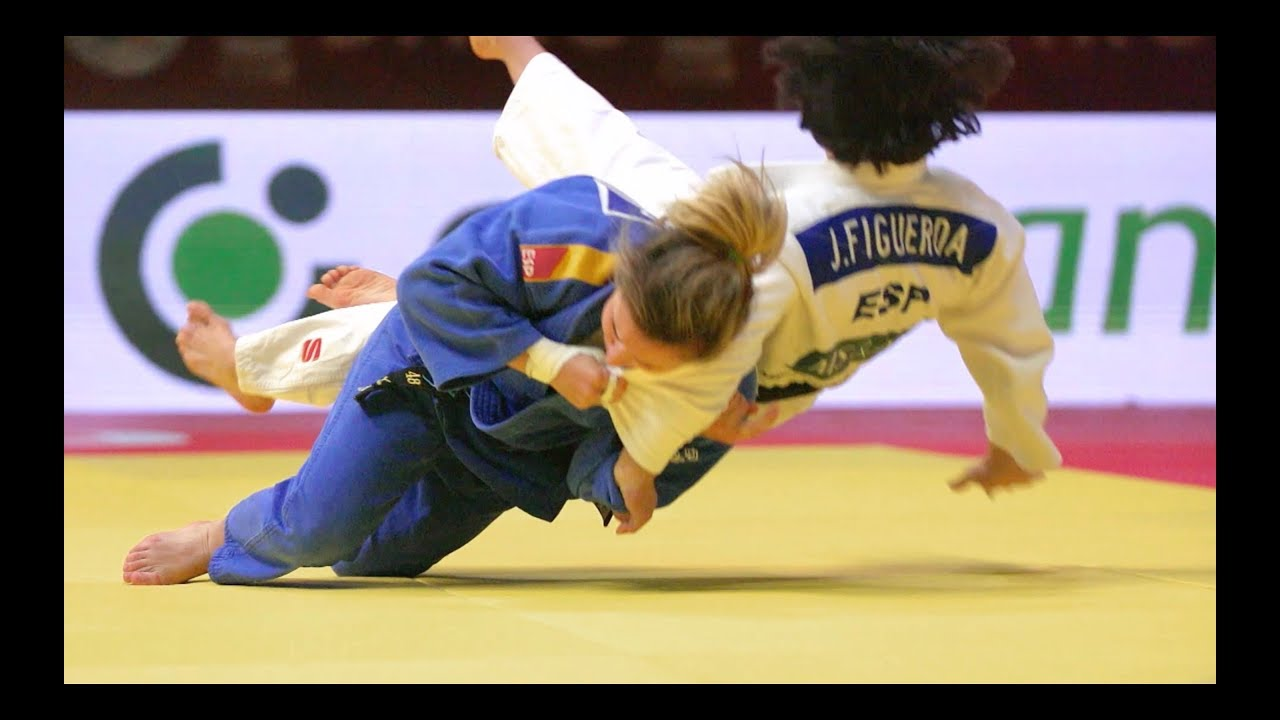 Judo Highlights - Baku Grand Slam 2019