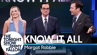 Know It All with Margot Robbie