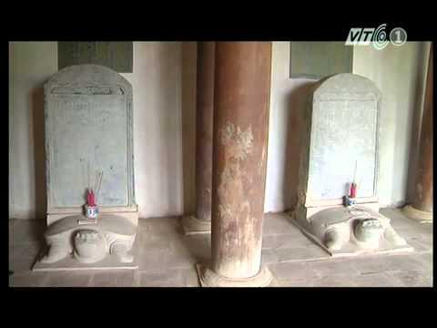 Van Mieu - Bac Ninh [Vietnam Tour Guide]