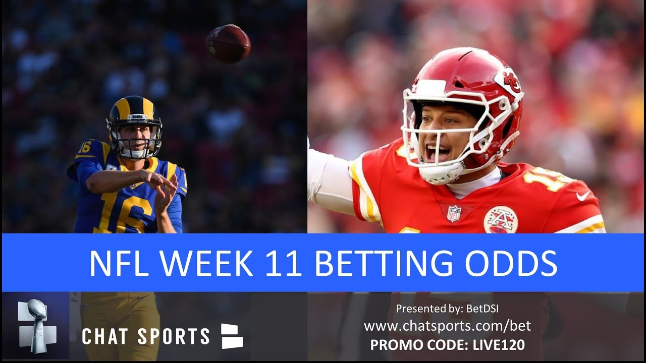 4e257235 2018 Rams vs. Chiefs: Preview, Point Spread, Game Time And NFL Week 11 Top Picks  Against The Spread