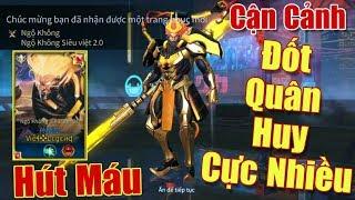 [Gcaothu] Cận cảnh vòng quay hút máu Ngộ Không Siêu Việt 2.0 - Youtuber nhọ nhất năm