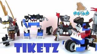 Лего Миксели Мультик 7 Серия. Тикетц. TIKETZ Lego Mixels Series 7. Игрушки для Мальчиков