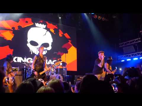 """Kings of Chaos - """"Mr. Brownstone - Live at Avalon"""