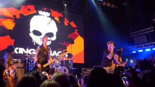 "Kings of Chaos - ""Mr. Brownstone - Live at Avalon"
