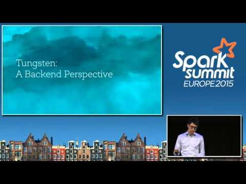 A Look Ahead at Apache Spark's Development