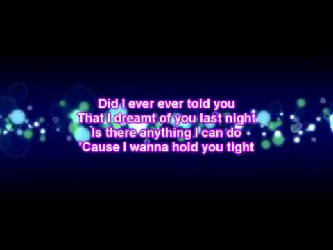 Modern Talking »  Just Close Your Eyes Lyrics