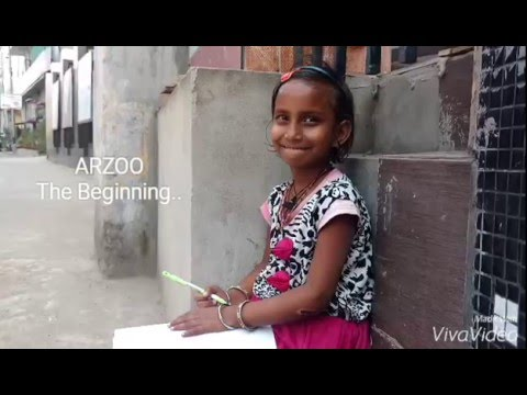 """Arzoo- The beginning"" A Short Film On Girl Child Education In India"