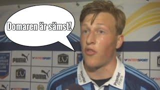 5 dåliga förlorare i Allsvenskan