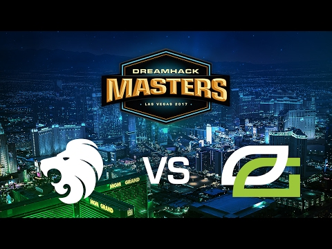 North vs. OpTic - Inferno - Group A - DreamHack Masters Las Vegas 2017