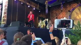 T Fest -  Йоу йоу нету Gazgolder live 2017